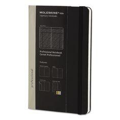 Moleskine Cover Professional Notebook