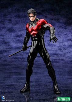 Kotobukiya DC Comics Nightwing ARTFX Statue
