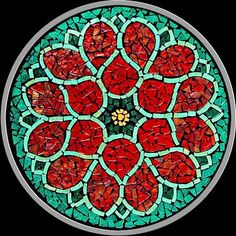 Image result for mosaic patterns for table tops