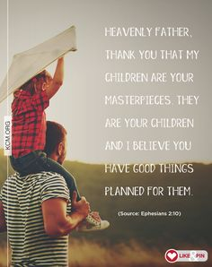Learn how to parent with confidence by being diligent to pray over these three areas and modeling right behavior for your children in love. By doing so, you will combat the fear that so often threatens your peace as a parent. Read more: http://kennethcopelandministries.org/no-fear-parenting-parent-confidence/