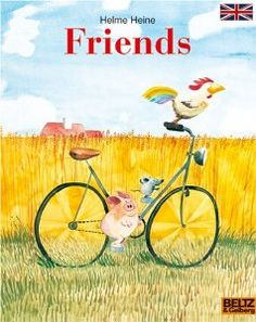 "25 books about friendship (section for stories of good friends, section with ""how to"" be a friend books)"