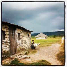 Comunidad Indígena en el Parque Nacional Gran Sabana. #Cultura #Indígena #Pemón #GranSabana, Estado #Bolívar #Venezuela