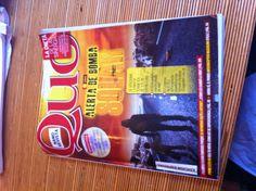 Estudio el Quo! Para practica mi Idiomas