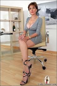 Necessary phrase... Lady sonia collins picture