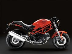 Ducati Monster 695 (2008) - 2ri.de