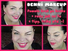 Mé denní líčení Krok po kroku s detaily a tipy jak na to Make Up, Makeup, Beauty Makeup, Bronzer Makeup