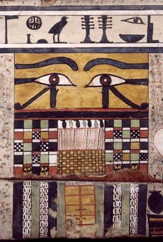Sarcophagus of Irinimenpu, detail