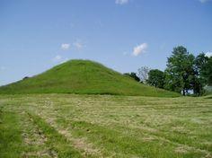 Cahokia Mounds, Illinois