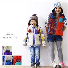 【楽天市場】patagonia [パタゴニア正規代理店] Baby Retro-X Vest [61035] ベビー・レトロX・ベスト KID'Sキッズ3歳、4歳、5歳、6歳、7歳、8歳 あす楽対応:refalt