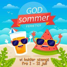 God sommer alle sammen! <3