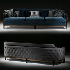 Sofa Ascot. Mariner Luxury Furniture & Lighting.