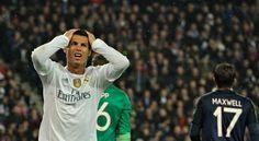 Real Madrid y PSG no se hacen daño al empatar 0-0 en Champion | A Son De Salsa
