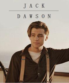 Leonardo DiCaprio / Jack Dawson in Titanic Jack Dawson, Johnny Depp, Film Titanic, Young Leonardo Dicaprio, Leo Love, James Cameron, Raining Men, Look At You, Beautiful Boys