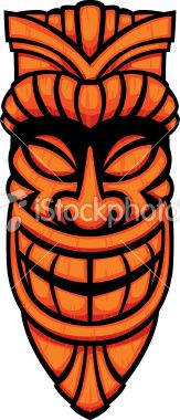 Simple Tiki Face 1000 Images About Heads On Pinterest Mask