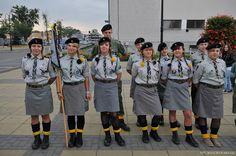Girl Guides from Poland