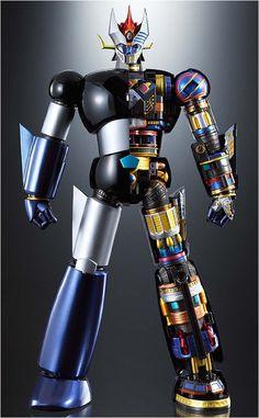 金剛大魔神|グレートマジンガー|Great Mazinger|鐵甲萬能俠2號|DX Soul of Chogokin|DX超合金魂