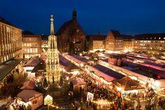 Nuremberg's Christkindlesmarkt : Europe's Best Christmas Festivals : TravelChannel.com
