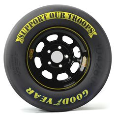 Goodyear Gives Back benefiting Support Our Troops. Bid now through 09/03/2012 on authentic autographed memorabilia, VIP experiences, and race-used, special edition Goodyear Support Our Troops tires!