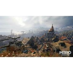 #e3 - Metro Exodus looks amazing! Wonder if 4A Games will smash our GPUs again.  More: http://www.tweaktown.com