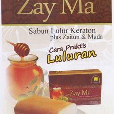 Saya menjual Zayma sabun lulur keraton plus zaitun dan madu seharga Rp18.000. Dapatkan produk ini hanya di Shopee! https://shopee.co.id/stockist.nasa2017/304179814/ #ShopeeID