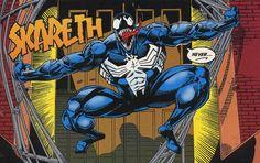 Venom - Tom Lyle (Pencils) Hanna Rubinstein (Inks) Ed Lazellari (Colors)