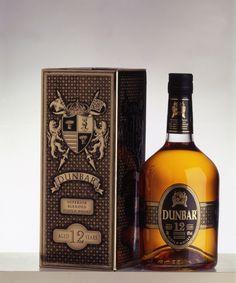 Dunbar Whisky 12 years