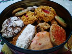 Pecan Fingers and M-M-M Cookies ~ 2 Homemade Recipes Sure to Please! ~ From a Friend At Hub Pages