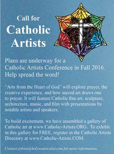 Call for Catholic Artists