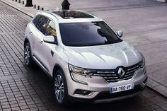 Renault Koleos als Initiale Paris in Parijs | Autonieuws - AutoWeek.nl
