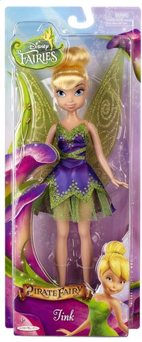 Poupée manneq Fairies Cl Fashion Clochette