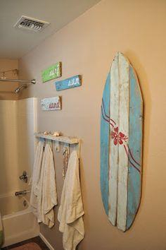 Cool surfboard