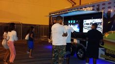 Video Game Party, Mobile Game, New Orleans, Videogames, Wheels, Gaming, Parties, Trucks, Fiestas