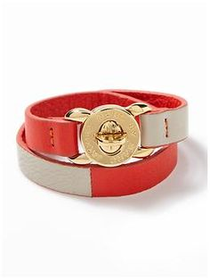 Marc Jacobs wrap bracelet