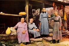 How Five Sisters Kept The Old Ways Alive