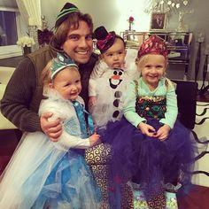 Happy Halloween from the #Frozen McGillivray family!