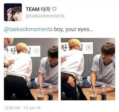 JUNGKOOK where are you looking at!?!?!