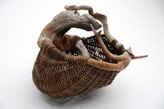 handmade in Ireland by Joe Hogan    rough und roh und robust und trotzdem ziemlich filigran - genau wie der frühling2012
