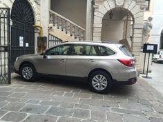 Il primo cittadino ha cambiato la sua vettura privata con cui ogni giorno raggiunge il municipio: acquistata una Subaru Outback