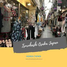 Tsuruhashi : Experience Korea Town in Osaka