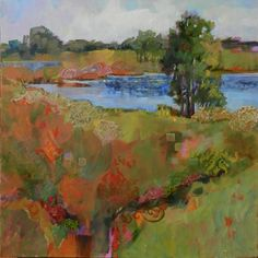 Color Field. Marty Hustead