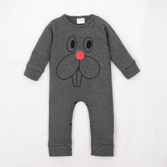 >> Click to Buy << 2016 New Baby Rompers Cartoon Rabbit Print Children's Clothes for Newborns Pure Cotton Long Sleeve Jumpsuit  Baby Boy #Affiliate