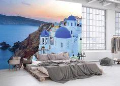 Papier peint Grèce