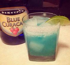 Blue Maragritas!!
