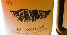 El Molar 2011, espectacular garnacha de Jumilla.