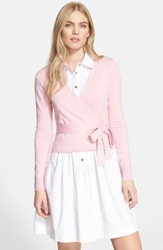 Diane von Furstenberg 'Ballerina' Cardigan Sweater available at #Nordstrom
