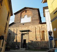 Lodi, chiesa di san cristoforo