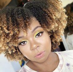 Natural Hair Types, Dyed Natural Hair, Natural Hair Care, Dyed Hair, Afro Hair Care, Afro Hairstyles, Hairdos, Relaxed Hair, Shiny Hair