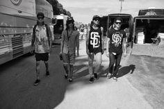 Mike, Vic, Tony & Jaime :D