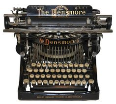 Antique Vintage Underwood No 3 Standard Typewriter Serial Number Typewriter For Sale, Antique Typewriter, Portable Typewriter, Vintage Antiques, Vintage Items, Vintage Stuff, Old Fashioned Typewriter, Vintage Photos, Ancient Artifacts