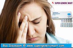 #Diazepam - Best Medicine To Treat #Anxiety